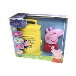 Buzón Peppa Pig Con Accesorios. Notas,Sobres, Sellos…
