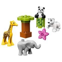 Lego Duplo Pueblo De Animales.