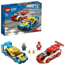Lego City Coches De Carreras