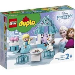 Lego Duplo Fiesta De Té De Elsa Y Olaf