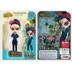 Muñeca Mini Catrina Laura 15 Cm