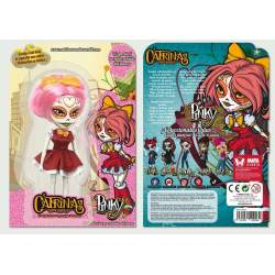 Muñeca Miini Catrina Pinky 15 Cm
