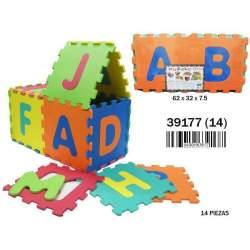 Puzzle Eva 14 Piezas 62X32x7,5 Cm