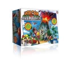 Juego Volcan Aventura ¡Ayuda A Los Exploradores A Escapar!