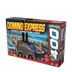 Juego Domino Express Creador De Pistas 400 Fichas