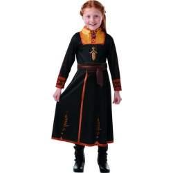 Disfraz Infantil Princesa Anna Frozen 2 Talla S (3/4 Años)