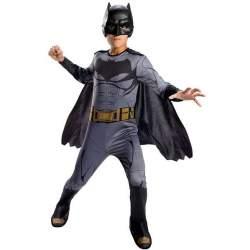 Disfraz Infantil Batman Jl Movie Classic Talla S (3/4 Años)