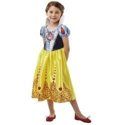 Disfraz Infantil Princesa Blancanieves Classic Deluxe Talla S