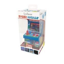Consola Cyber Arcade Con 200 Juegos. Pantalla Lcd A Color De