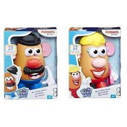 Playskool Mr Y Mrs Potato Surtidos