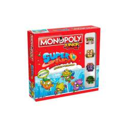 Juego Monopoly Junior Superzings