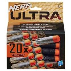 Ultra Dardos Nerf 20 Unds