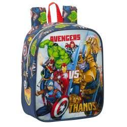 Mochila Guarderia Avengers Marve
