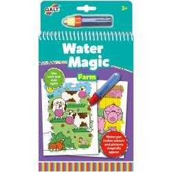 Libro Water Magic Granja