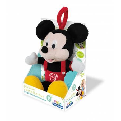 Peluche Baby Mickey con Mordedor
