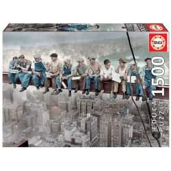 Puzzle 1500 Almuerzo En Nueva York