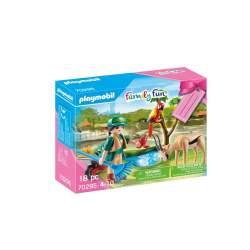 Playmobil Famil Fun Set Zoo