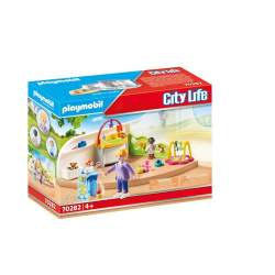 Playmobil City Life Habitacion De Bebes