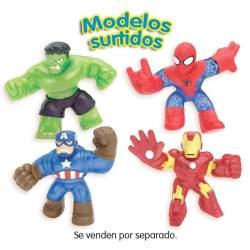 Spiderman Heroes Goo Jit Zu