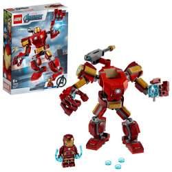 Lego Armadura Robótica Iron Man