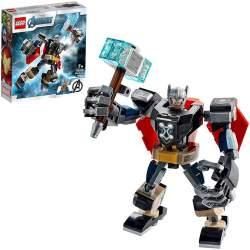 Lego Súper Héroes Armadura Robótica De Thor