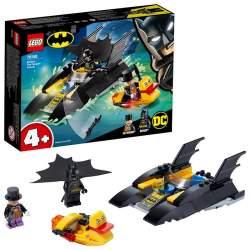 Lego Super Heroes Persecución Pingüino