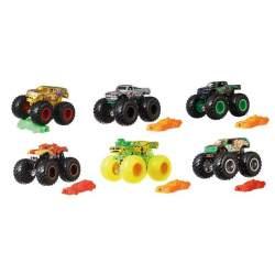 Mattel Hot Wheels Monster Trucks Vehicles