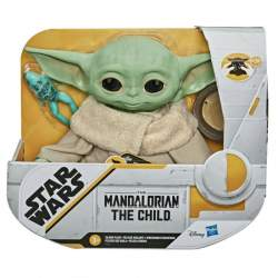 Peluche Parlante Baby Yoda