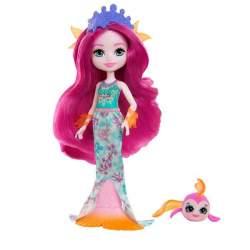 Muñeca Enchantimals Royal Sirena