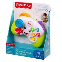 Mi Primer Mando De Consola De Fisher-Price
