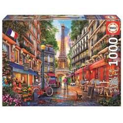 Puzzle 1000 Pzas. Paris Dominic Davison