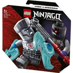 Lego Ninjago Set De Batalla Legendaria: Zane