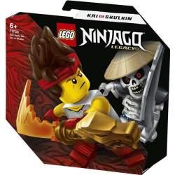 Lego Ninjago Set De Batalla Legendaria: Kai