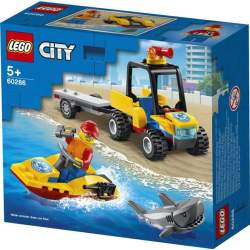 Lego Quad De Rescate Costero