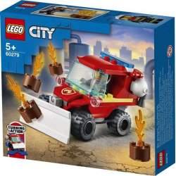 Lego Furgoneta De Asistencia De Bomberos