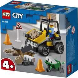 Lego Vehiculo De Obras En Carretera