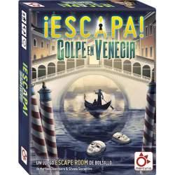 Juego Escapa Golpe En Venecia