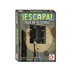 Juego Escapa: Fuga De Alcatraz