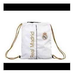 Saco Mochila Real Madrid 35X40cm
