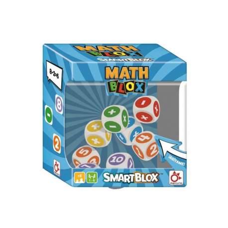 Math Blox Juego De Cálculo Mental Con Dados De Mer
