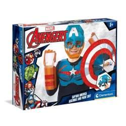 Máscara Mavel Capitán América