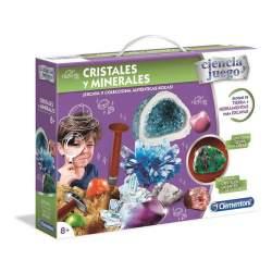 Ciencia Y Juego Cristales Y Minerales