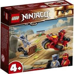 Lego Ninjago Moto Acuchilladora De Kai