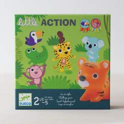 Juego Little Action | Djeco