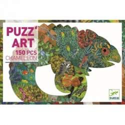 Djeco. Puzzle 150 Pzs. Camaleon