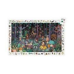 Djeco Puzzle Observacion Bosque Encantado. 100