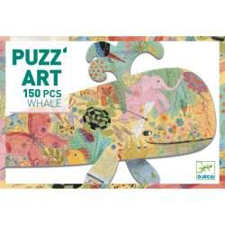 Puzzle Puzz Art Ballena, 150 Pcs