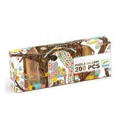 Puzzle Galería Casa Del Árbol 200 Piezas