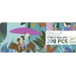 Puzzle Gallery Paseo De Los Niños - 200 Pza