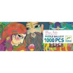 Puzzle Galería India Mágica 1000 Piezas